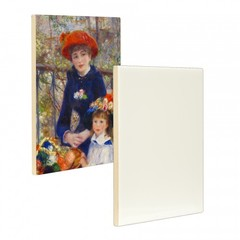 "6"" x 6"" Sublimation Ceramic Tiles - No Spacer"