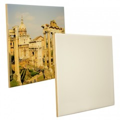 "8"" x 12"" Sublimation Ceramic Tiles"