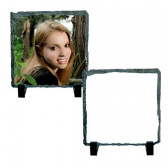 Photo Slate – Small Square (5.85″ x 5.85″)