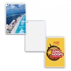 iPad Mini Case w/ Metal Insert (White)